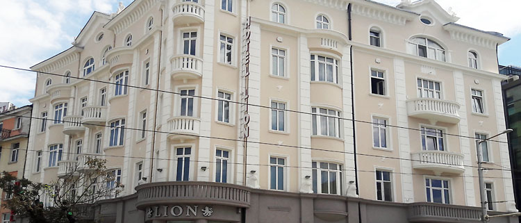 Професионален ремонт на фасади