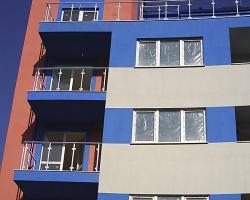 Жилищна сграда в кв. Редута